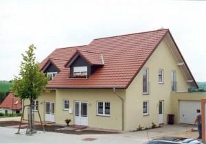 Haus Putz Gr-300x210 in Diverse Referenzen